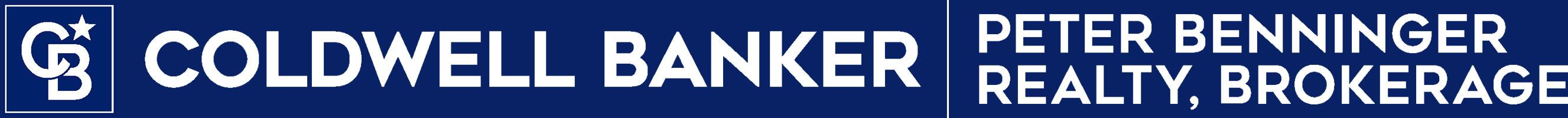 Coldwell Banker Peter Benninger Realty Logo